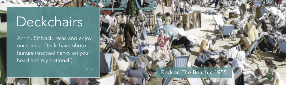 Deckchairs - enjoy our new photo feature