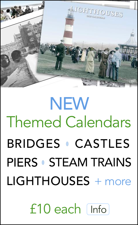 NEW - Themed Calendars £10 each