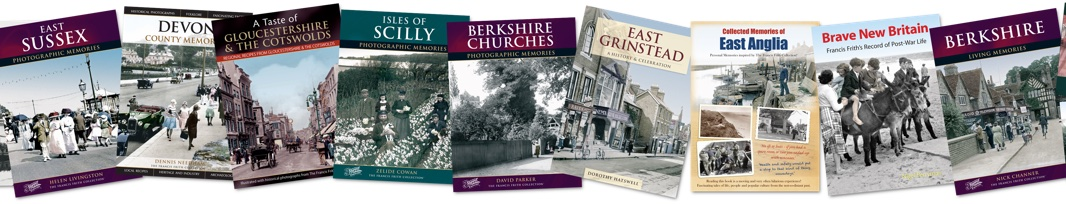 Local History Photo Books of your favourite town