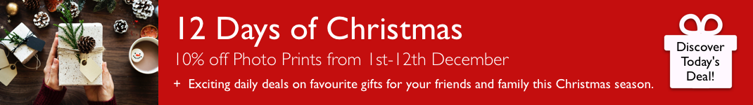 12 Days of Christmas - See Today's Daily Deal