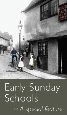 Early Sunday Schools - a special photo and memories feature