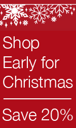 Order Early for Christmas - 10-20% off