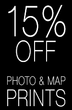 15% off Photo & Map Prints