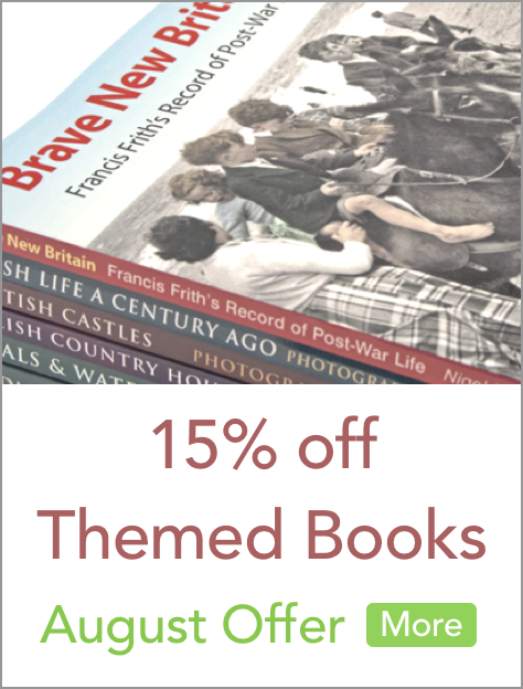 15% off Themed Books in August