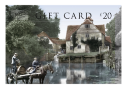 Choose a Water mill Gift Card